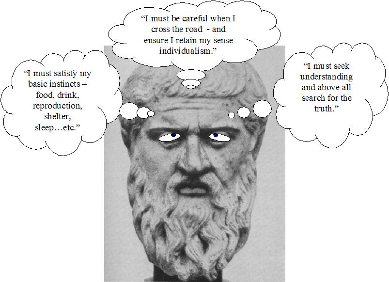 Plato s views on equality in society